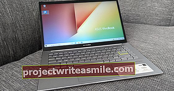 Asus VivoBook S14 S433FA - suurepärane sülearvuti õpilastele