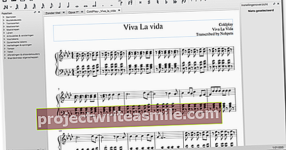 MuseScore 2 - Δημιουργήστε τα δικά σας σκορ δωρεάν
