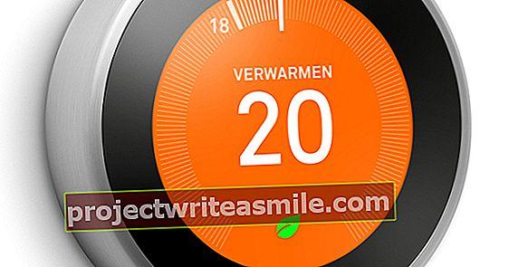 9 najlepších testovaných inteligentných termostatov