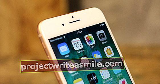 iPhone 8 (Plus) - Búrka v pohári