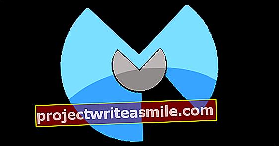 Domovská stránka Malwarebytes Anti-Malware - nevhodný bezplatný antivírusový program