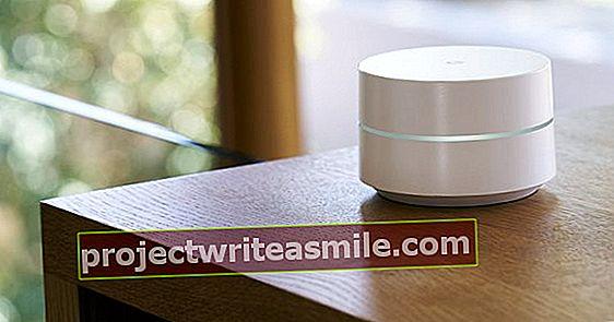 Google Wifi - Κάλυψε
