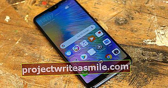 Huawei P20 - P20 v tucte