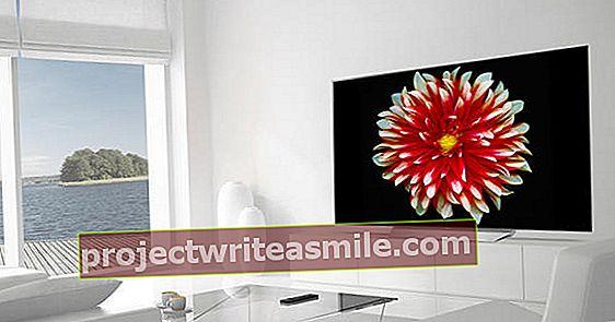 LG OLED55C7V - vynikající volba