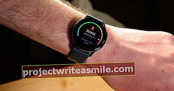Samsung Galaxy Watch Active - kui kell tiksub väljas ...