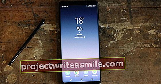 Samsung Galaxy Note 8 - firemný smartphone s poznámkami