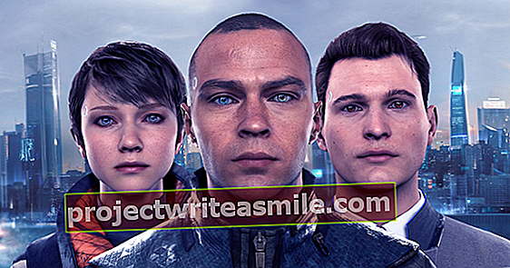 Detroit: Become Human - Counting Electric Sheep