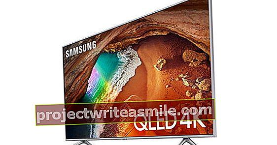 Samsung QE65Q67RALXXN - cenovo dostupný televízor QLED