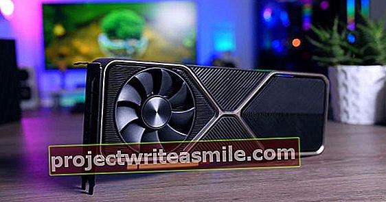 Nvidia GeForce RTX 3080 FE - špičkové 4K hranie