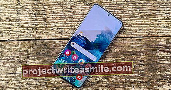 Samsung Galaxy S20 - skromen mlajši brat