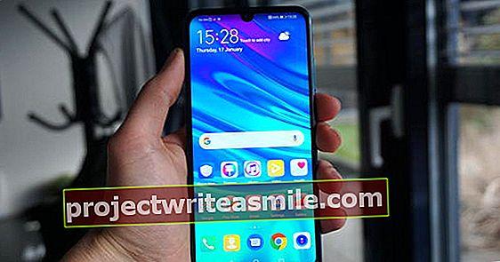 Huawei P Smart (2019) - príďte za cenu, zostaňte za kvalitu