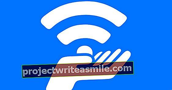 Traadita võrgu jälgija - Wi (fi), mis, kus?