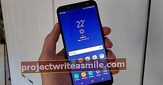 Samsung Galaxy J6 - lacný telefón s kompromismi
