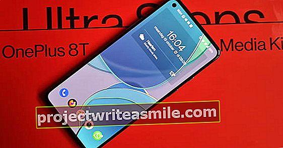 OnePlus 8T - Στη σκιά της Samsung