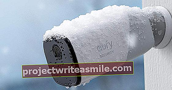 Eufy eufyCam 2 - Inteligentná batériová kamera s dlhou výdržou na batériu