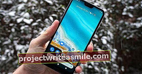 Nokia 7.1 - üks seitsmega, teine Androidiga