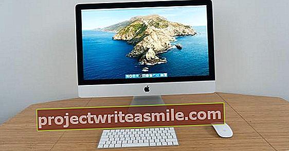 """""""Apple iMac 27 inch (2020)"""" - įspūdingas atsisveikinimas?"""