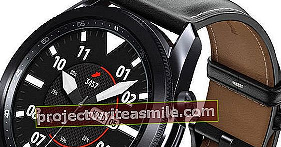Samsung Galaxy Watch 3 - starý hardware v nové bundě